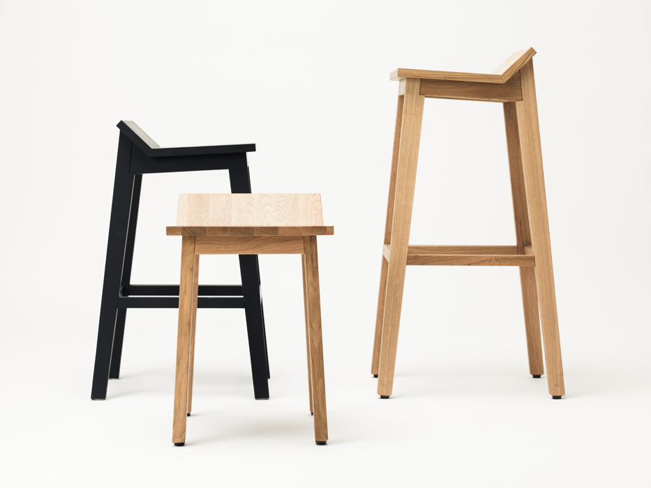 Küchen- und Barhocka - Designmöbel von Pühringer.