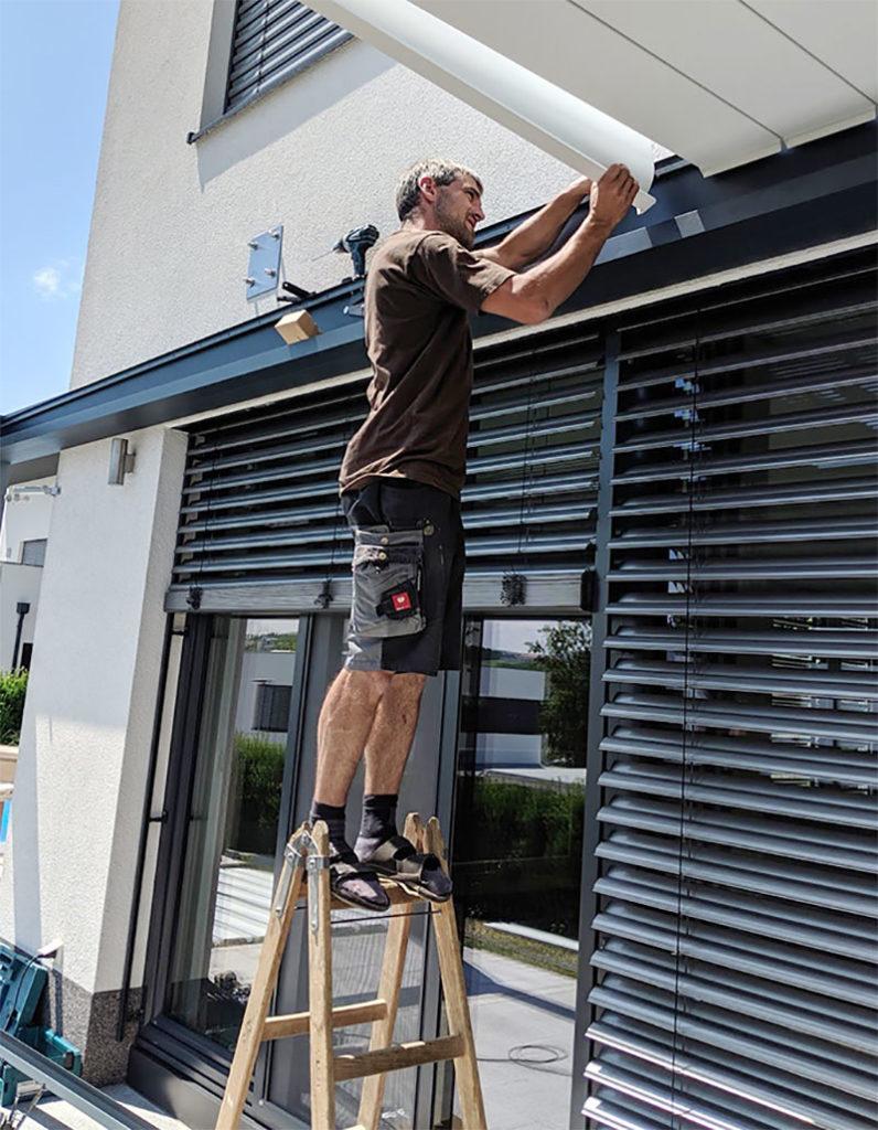 Die Firma Pühringer in Freistadt sucht einen Monteur für Fenster, Türen, Sonnenschutz!