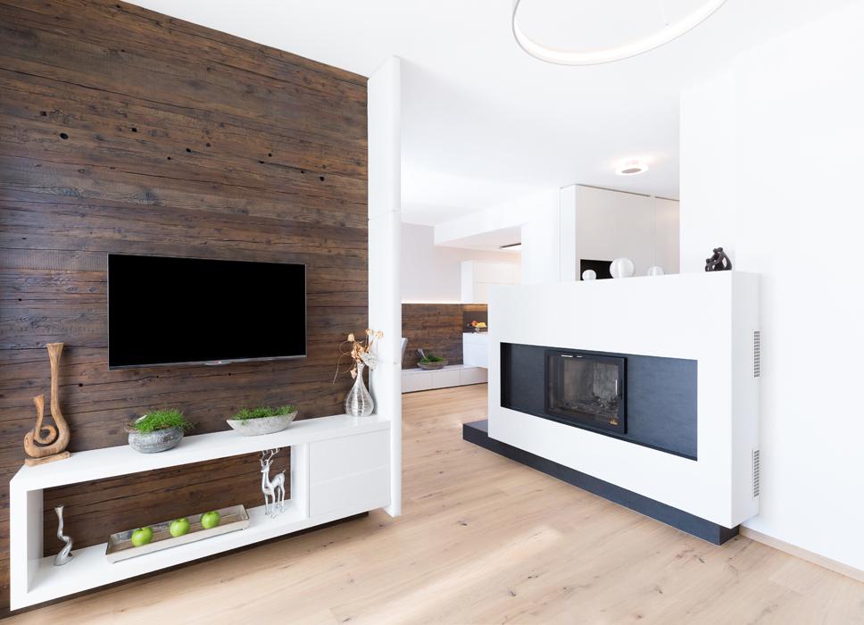 Einfach schöner Wohnen - Wohnzimmer aus dem Hause Pühringer, Ihre Tischlerei im Bezirk Urfahr-Umgebung.